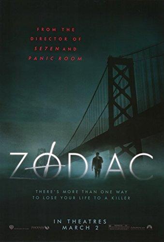 Amazon.com: Zodiac 11 x 17 Póster de la película: Home & Kitchen