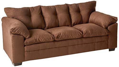 Lane Home Furnishings Luna Sofa, Chocolate