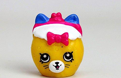 (2016 SHOPKINS FIGURES - Jingle Purse Yellow 4-111 (Petkins) SEASON 4 by Moose Toys )