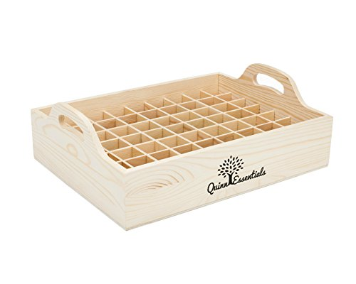 Essential Oils Storage Tray Organizer product image