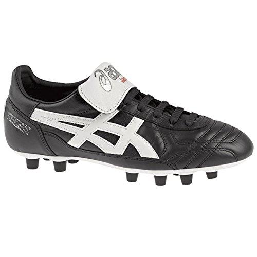 Asics Chaussures de Foot Pour Homme Noir Black/White 38