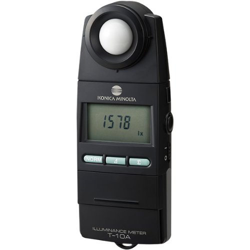 Konica Minolta T-10A Illuminance Light Meter by Konica Minolta