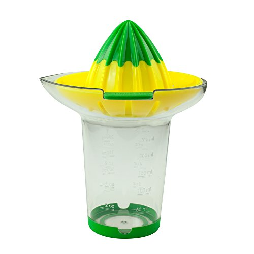 Casabella Citrus Juicer Reamer Yellow