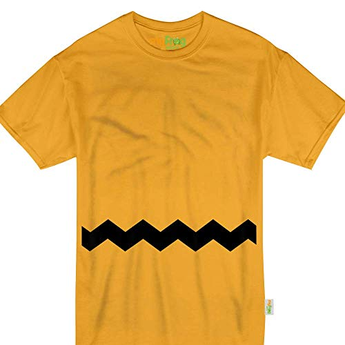 My Frog Store Charlie Halloween Cute Brown Costume Kids Baby Yellow Tshirt