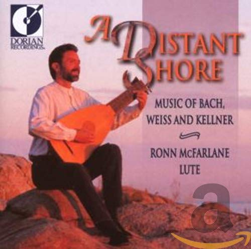 A Max 66% OFF Distant Shore: Music of and Weiss Atlanta Mall Kellner Bach