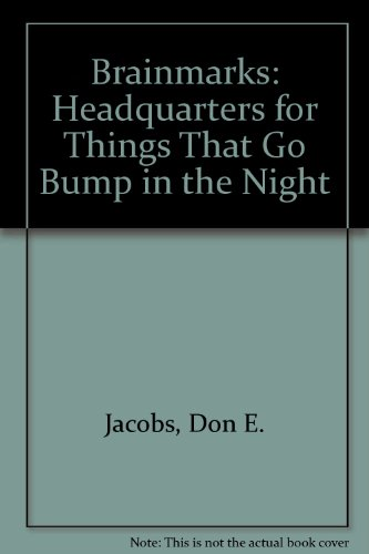 Brainmarks: Headquarters for Things that Go Bump in the Night Lab Manual