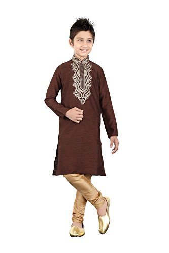 The Stylam Indian Designer Partywear Ethnic Wedding Wine Wedding Readymade Kids by The Stylam