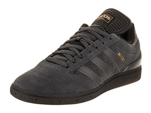 adidas Busenitz (DGH Solid Grey/Black/Gold Foil) Mens Skate Shoes