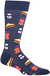 Best Sale Men Peanut Butter And Jelly Socks