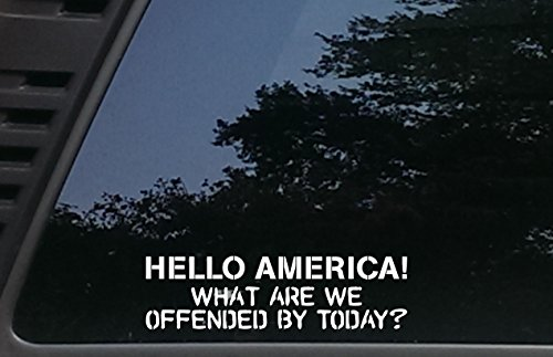 High Viz Inc Hello America! What are we Offended by Today? - 8