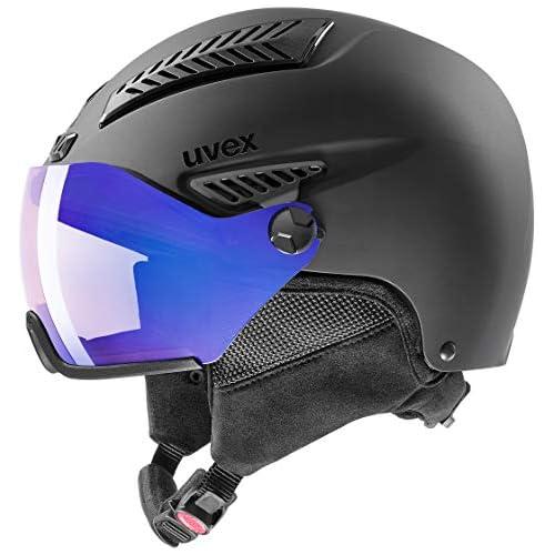 chollos oferta descuentos barato uvex hlmt 600 Vario Casco de esquí Adultos Unisex Black Mat 57 59 cm