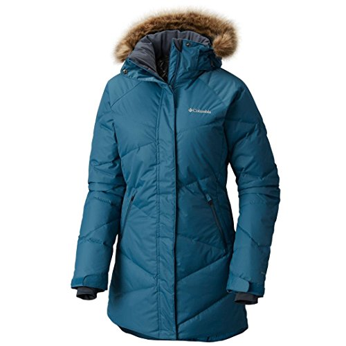 columbia lady d down jacket - 7