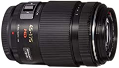 The new LUMIX G X VARIO PZ 45-175mm/F4.0-5.6 ASPH./POWER O.I.S. lens features superb image rendering for lifelike textures and crisp, edge-to-edge contrast. A unique Nano Surface Coating technology minimizes reflections at entire visual light...