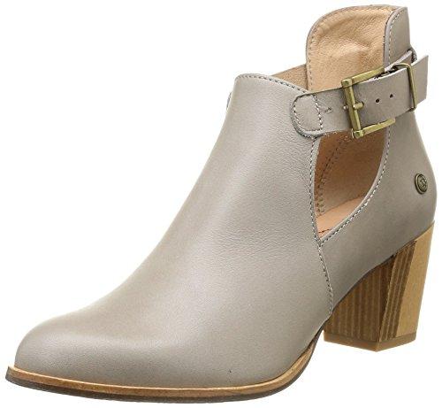 Neosens Riesling 436 - Botas de cuero para mujer gris Gris (Alabastro) 41 Qrlr0