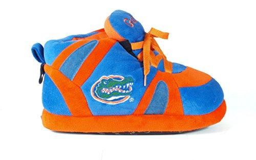 Happy Feet Mens Och Womens Officiellt Licensierade Ncaa College Gymnastiksko Tofflor Florida Gators