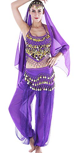 Genie Costume for Women Women Halloween Costumes ()