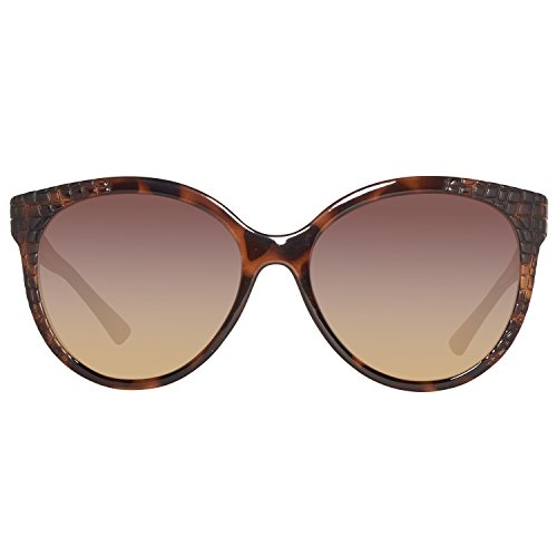 Dark Brown GUESS Marrón Sonnenbrille Havana GU7402 Gradient tTw1Tz