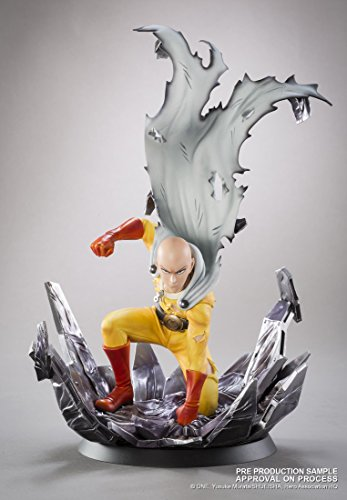 One Punch Man Saitama Xtra 1/10 Scale PVC Anime Figure by Tsume