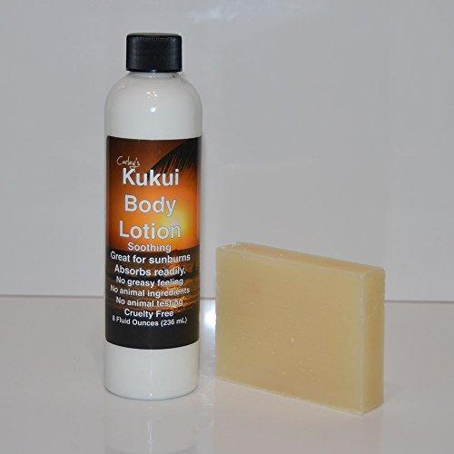 Carley's Kukui Body Lotion