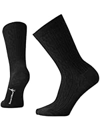 Women's Cable II Socks - Ultra Light Cushioned Merino Wool Performance Socks