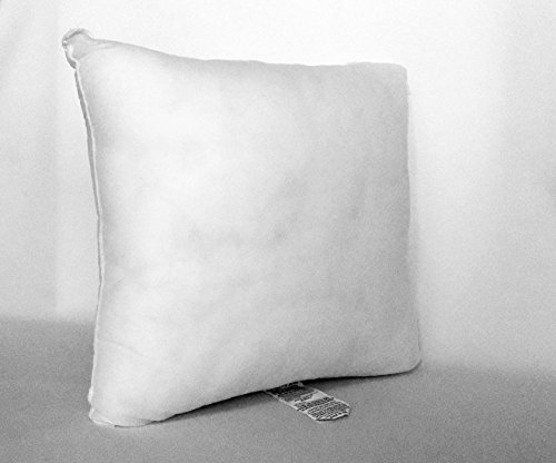 26quotw x 26quotl xtra large hypoallergenic pillow insert in for 26 inch square pillow insert
