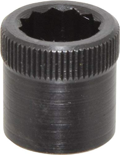 3/8-16'' Thread Uncoated Steel Allen Nut pack of 50