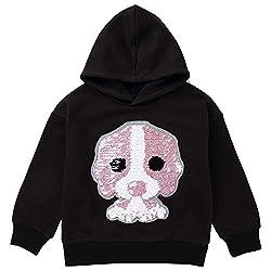 Magic Sequin Cotton Sweatshirt