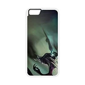 iphone6 plus 5.5 inch phone case White Nocturne league of legends AAA6281058