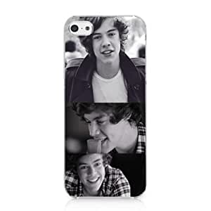 MC? One Direction - Harry Styles Snap On Case Cover For iPhone 5c 2013 NEW Kimberly Kurzendoerfer