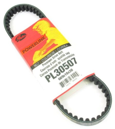Gates Scooter Drive Belt - 5