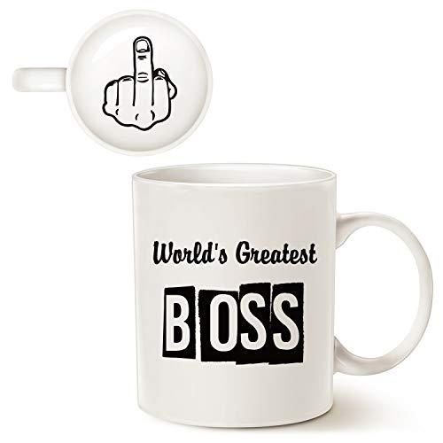 MAUAG Funny Best Bossfice