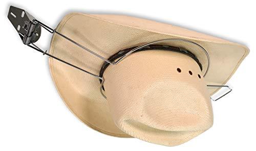 Southwestern Equine Metal Hat Clip for Trucks Cars SUV Sturdy Hat Holder (Flat)]()