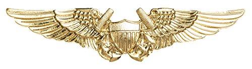 - USN Naval Flight Officer Breast Badge