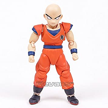 DRAGON BALL Z// FIGURA KURIRIN KRILIN CRILIN 12 CM SHFIGUARTS IN BOX 5/""