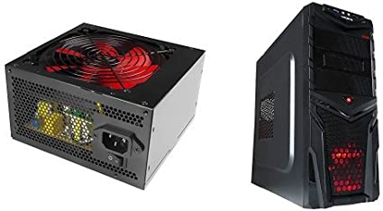 Mars Gaming MP800 - Fuente de alimentación + MC2V2 - Caja de ...