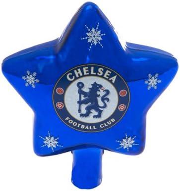Chelsea Fc Christmas Tree Star Amazon Co Uk Sports Outdoors