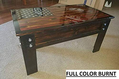 Concealed Coffee Table