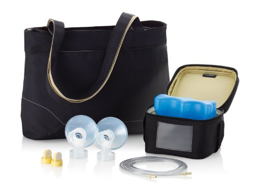 Medela Breastpump Shoulder Bag (Pump In Style Advanced Tote compare prices)