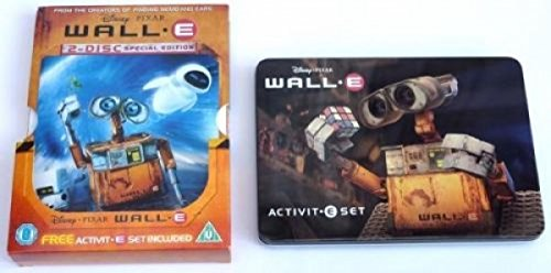 Wall E Play Com Activity Tin Buy Online In Cayman Islands At Cayman Desertcart Com Productid 66080189