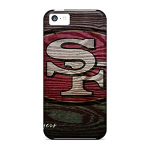New Cute Funny San Francisco 49ers Case Cover/ Iphone 5c Case Cover