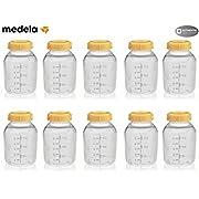 Medela 150 Ml Storage Bottle Case of 10