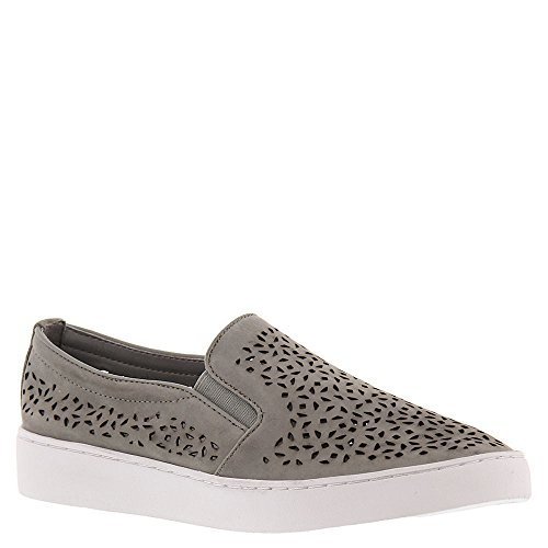 Vionic Women's Midi Perf Slip-on Sneaker Grey, Size 6