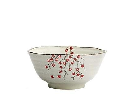 Amazon.com | Kitchen supplies Ceramic Bowls, Japanese-style ...