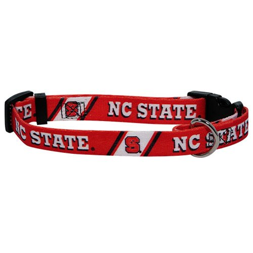 Hunter MFG North Carolina State Dog Collar, Extra Large