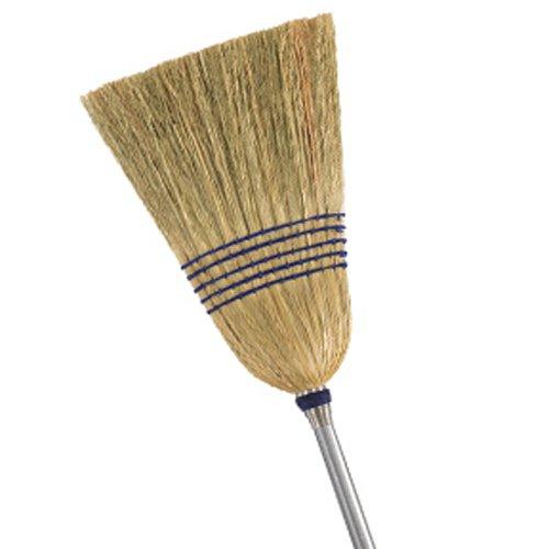 Mr. Clean 441382 Deluxe Corn - Broom Deluxe