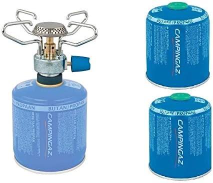 ALTIGASI Hornillo hornillo a gas de camping Bleuet Micro Plus ...