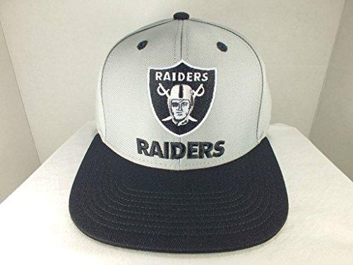 Los Angeles Raiders NFL Football Retro Vintage Snapback Cap Hat NEW By Reebok