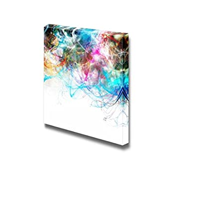 Canvas Prints Wall Art - Modern Abstract Colorful Concept Art | Modern Home Deoration/Wall Art Giclee Printing Wrapped Canvas Art Ready to Hang - 12