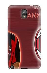Premium Durable Marek Jankulovski Fashion Tpu Galaxy Note 3 Protective Case Cover