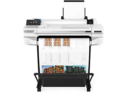 HP DesignJet T530 24-in Large-Format Printer